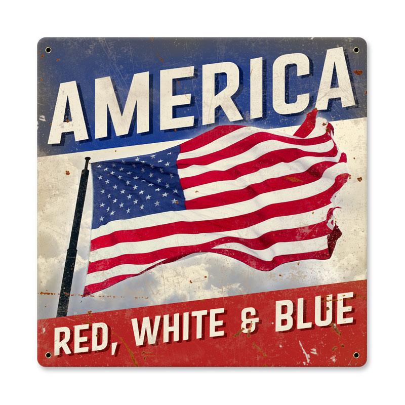 American Vintage Sign