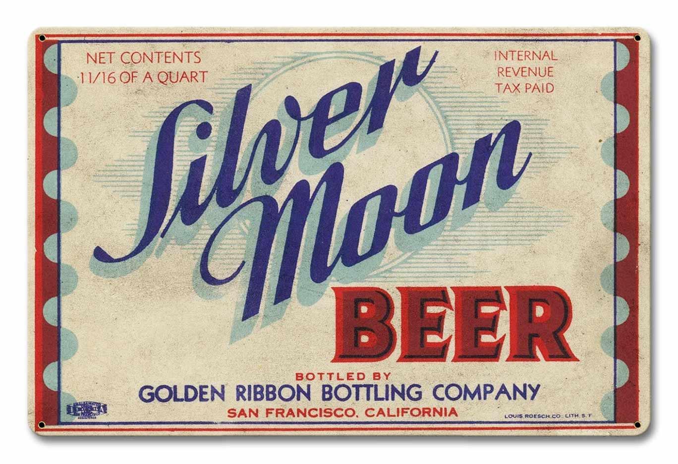 Silver Moon Beer