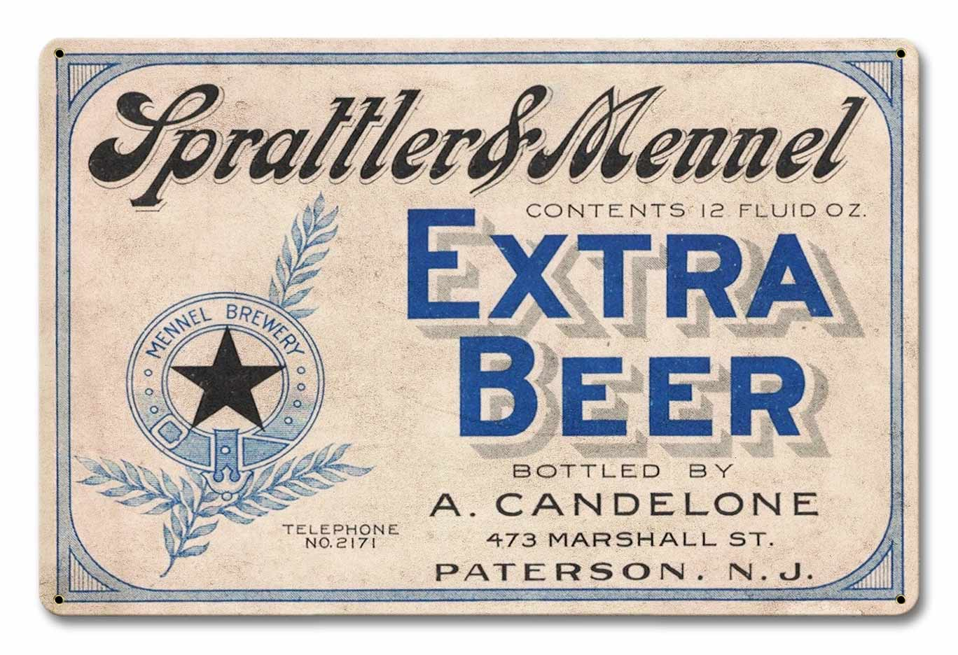 Spattler & Mennel Extra Beer