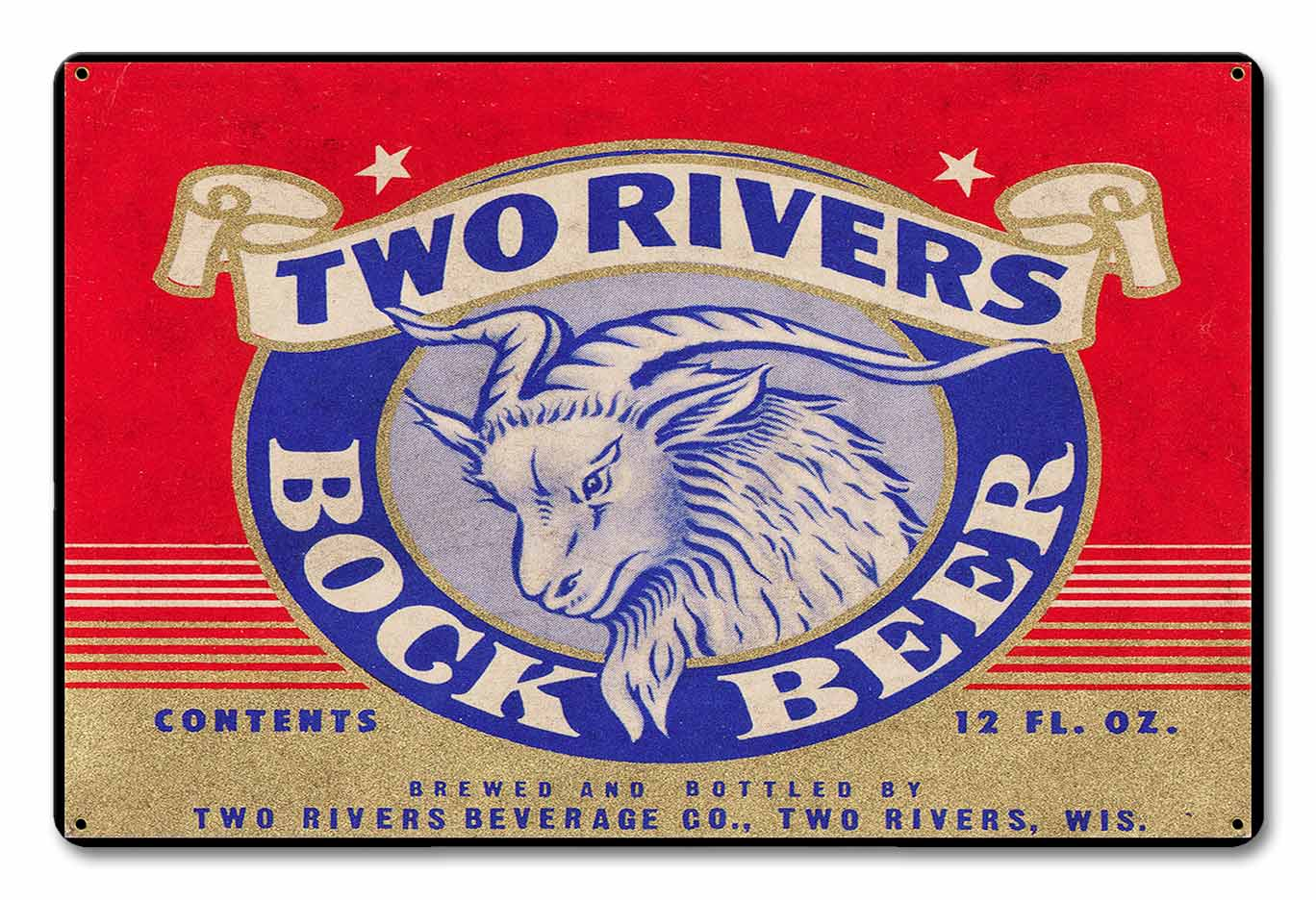 Two Rivers Bock Beer