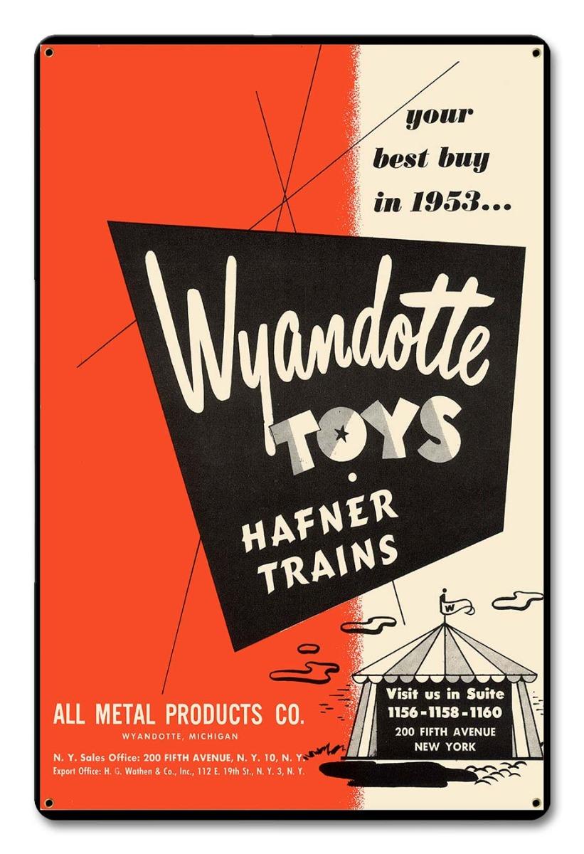 Wyandotte Toys