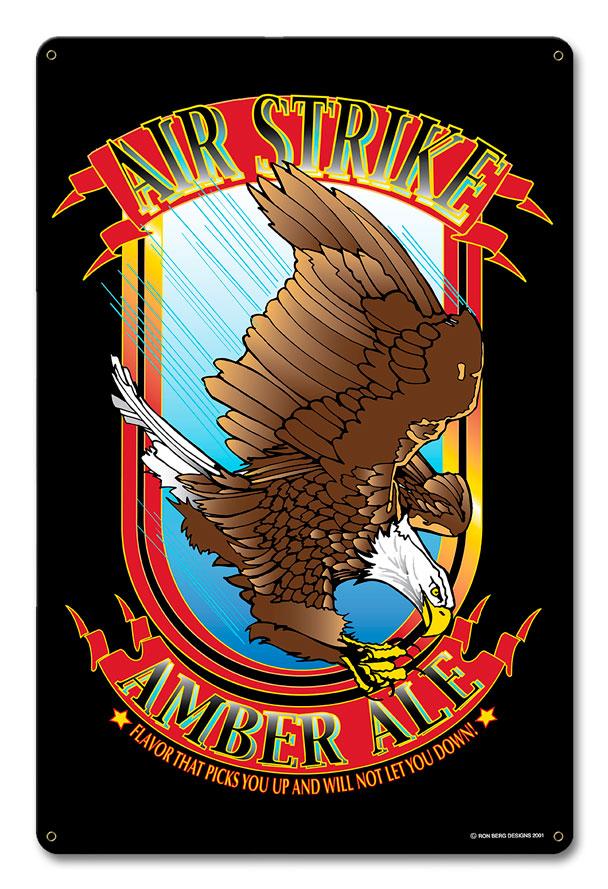 Airstrike Amber Ale