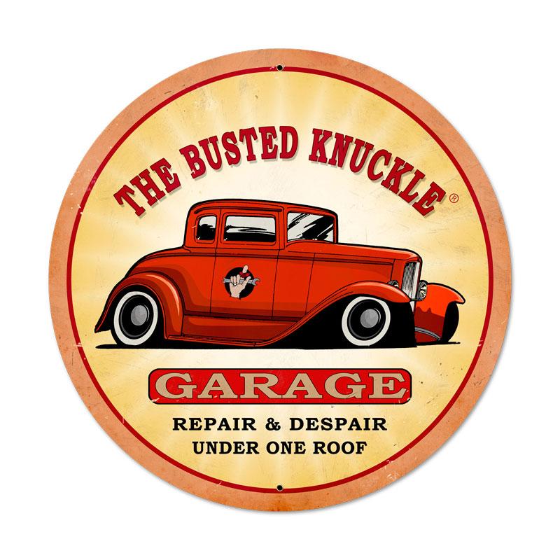 Hot Rod Xl Vintage Sign