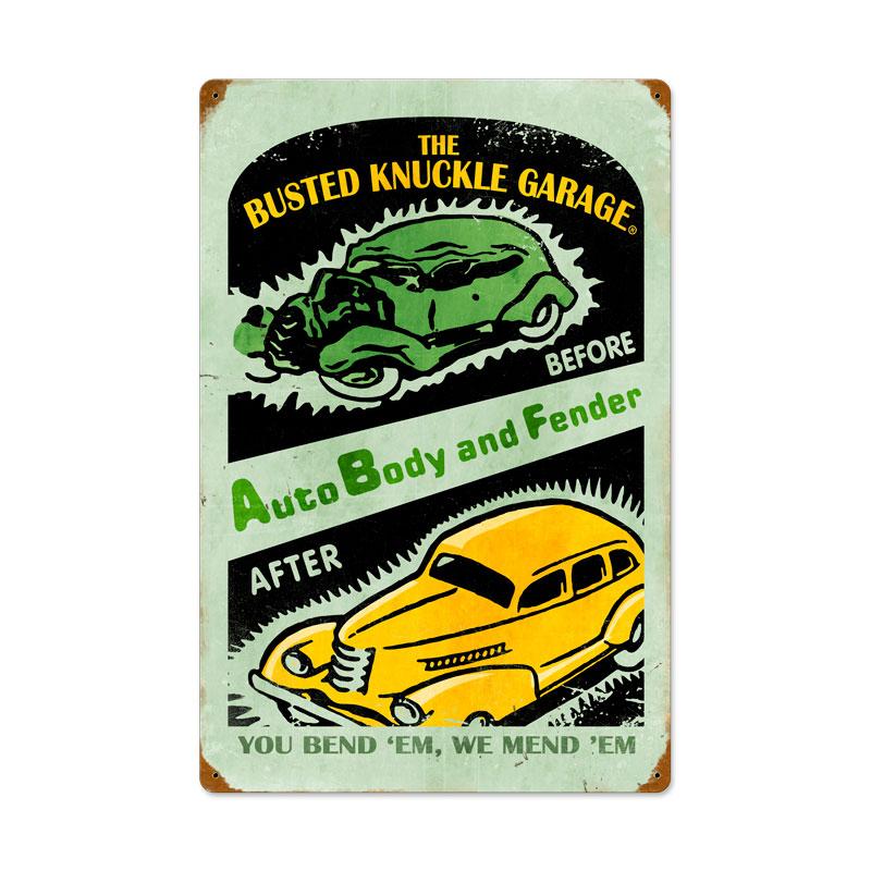 Auto Repair Vintage Sign