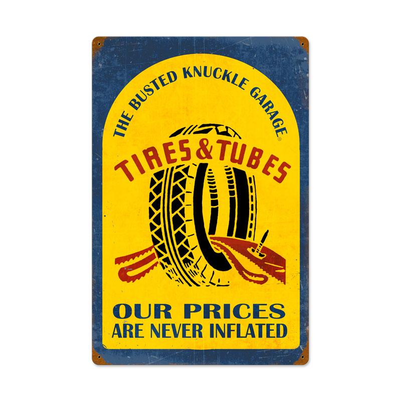 Tire Repair Vintage Sign