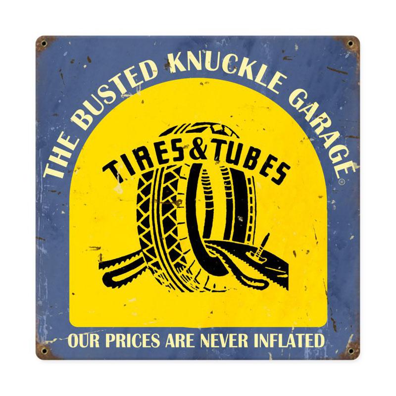 Tire Shop Vintage Sign