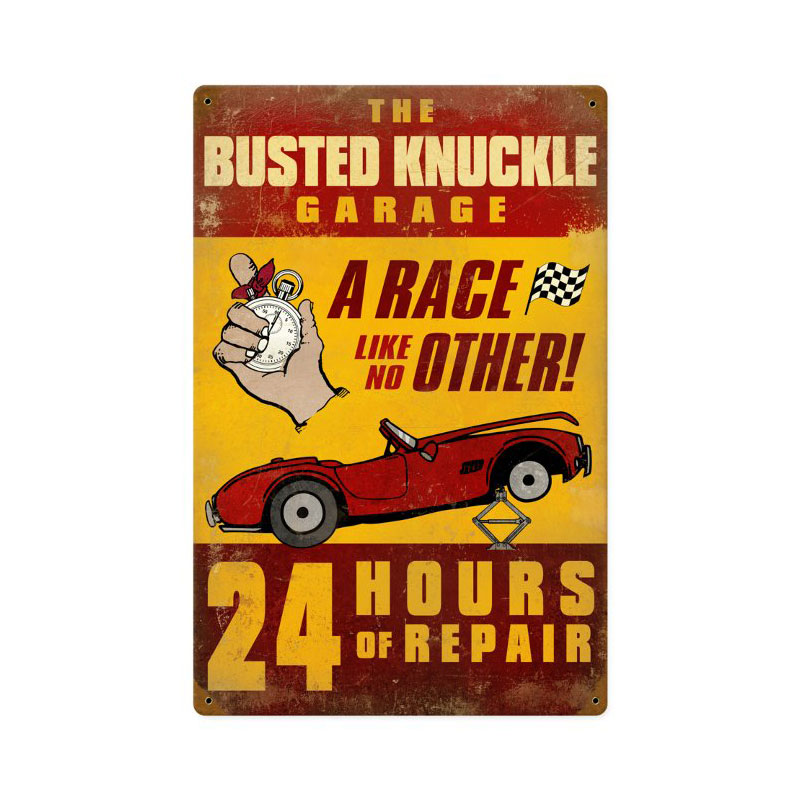 Click to view more Busted Knuckle Signs Signs