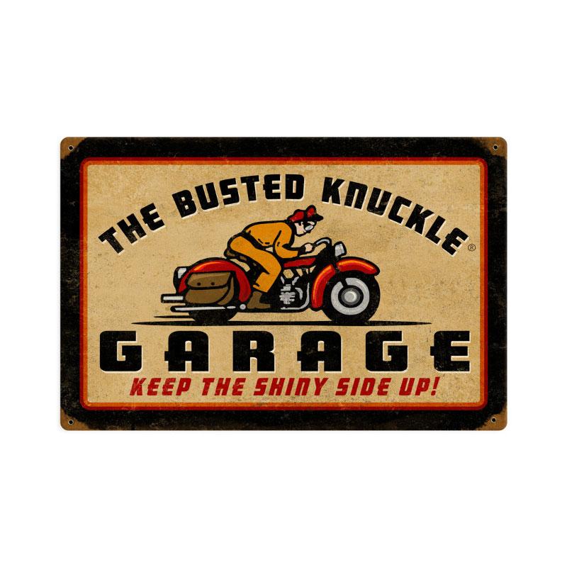 Retro Rider Vintage Sign