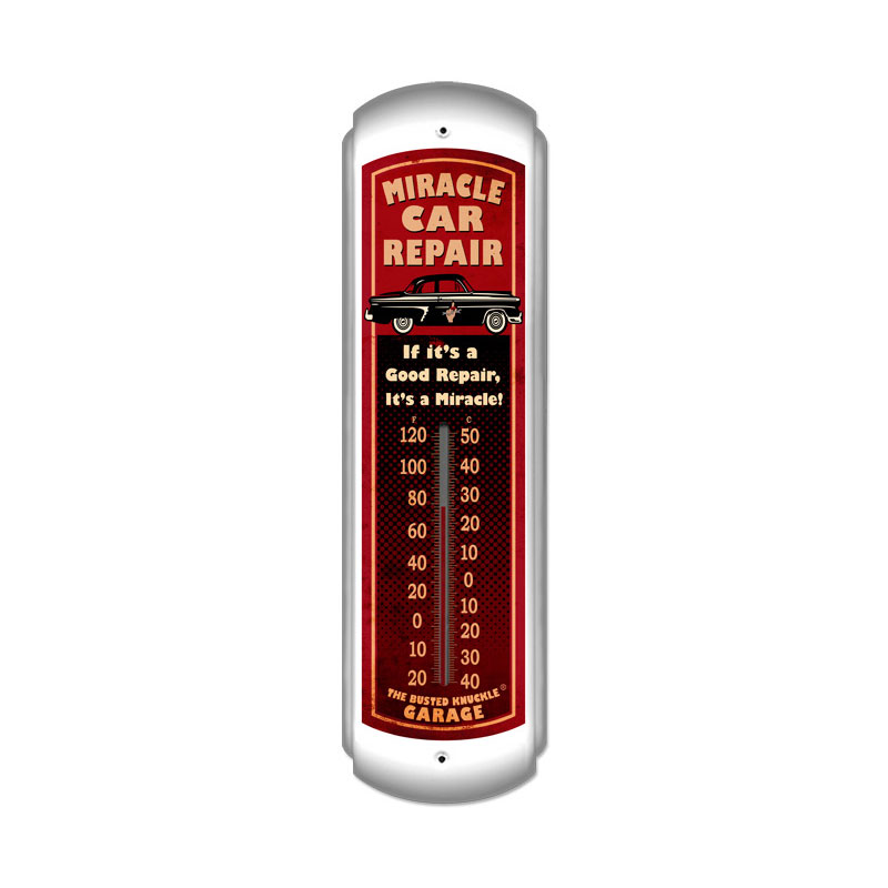 Miracle Car Repair Thermomter