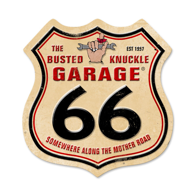 Route 66 Vintage Sign