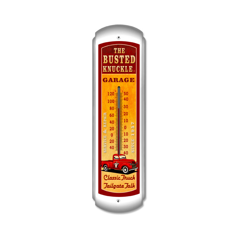 Old Truck Thermomter