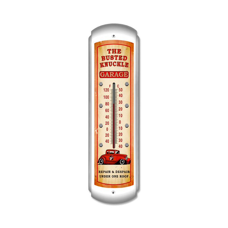 Hot Rod Thermomter