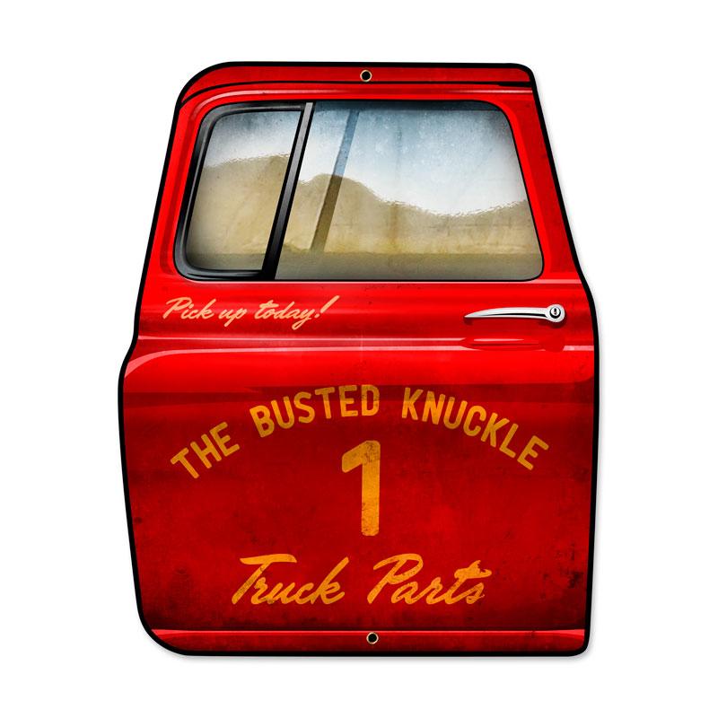 Truck Parts Vintage Sign