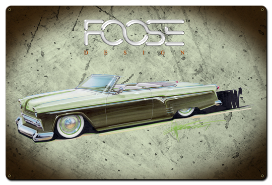 Foose 54 Customline Green