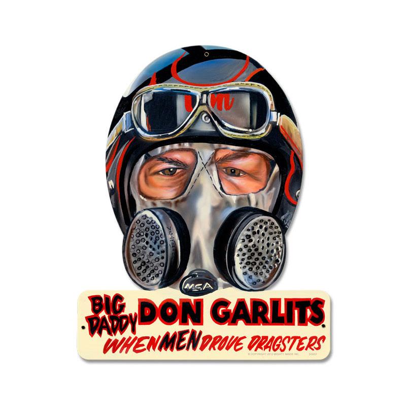 Don Garlits Vintage Sign
