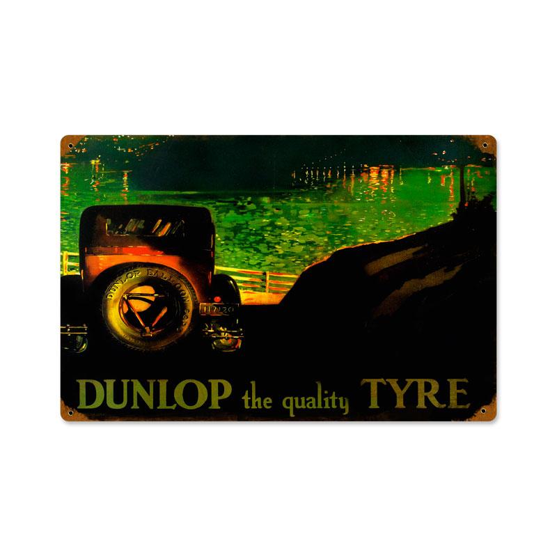Tyre Vintage Sign