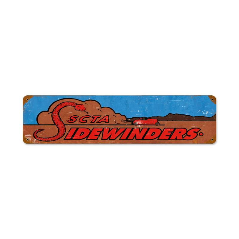 Sidewinders Vintage Sign