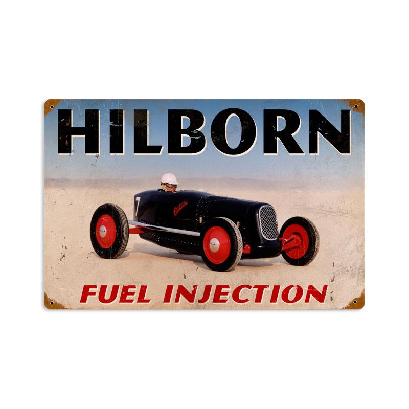 Hilborn Vintage Sign