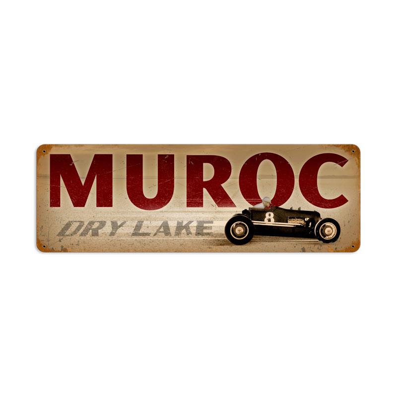 Muroc Vintage Sign