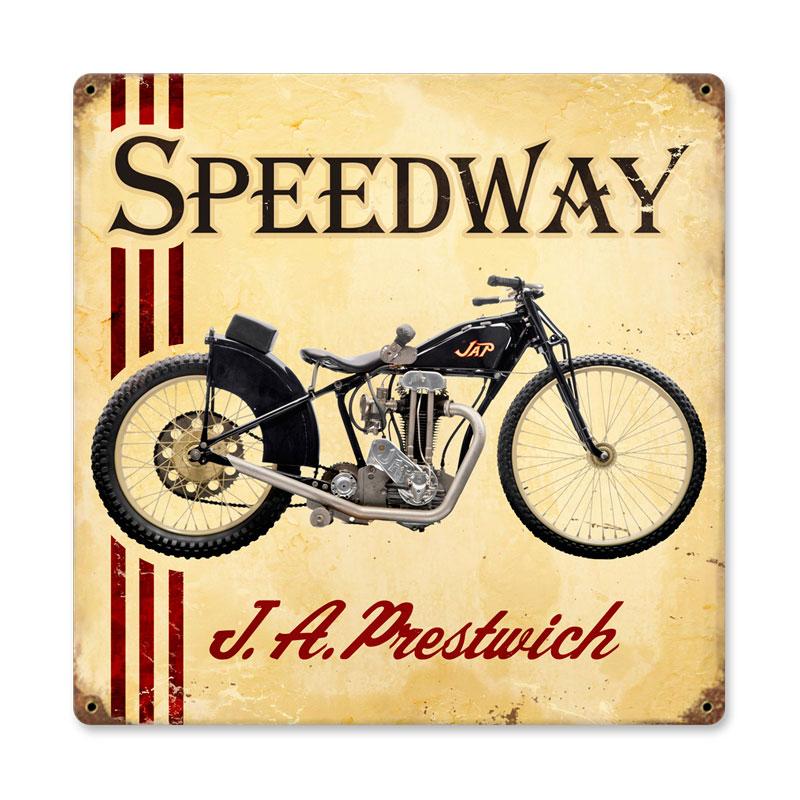 Jap Speedway Vintage Sign