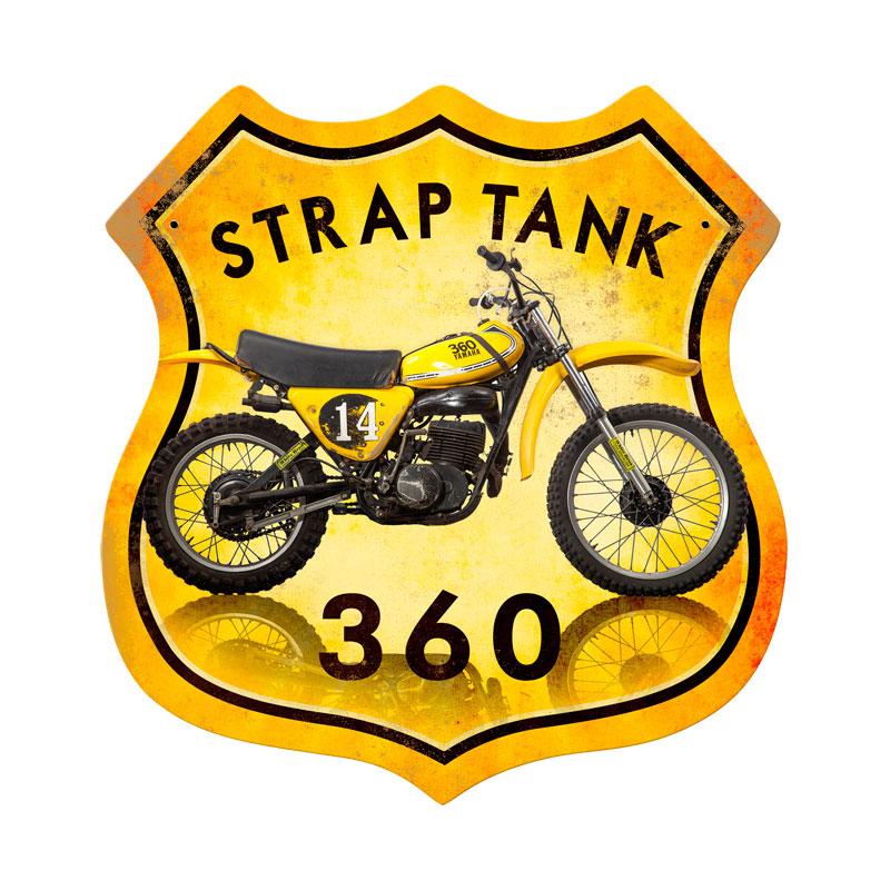 Strap Tank 360 Vintage Sign