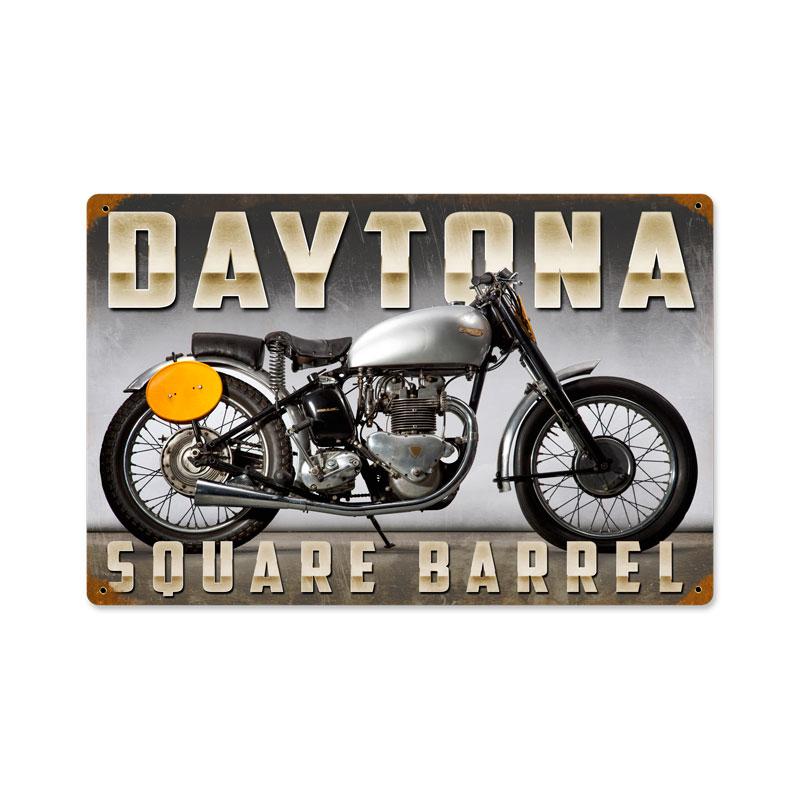 Daytona Vintage Sign