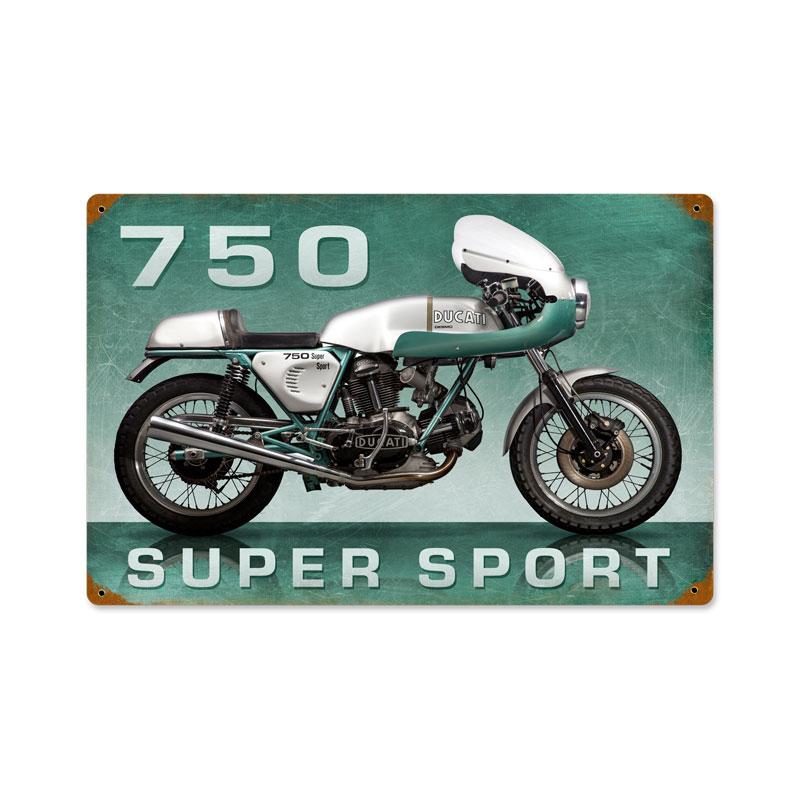 Super Sport Vintage Sign