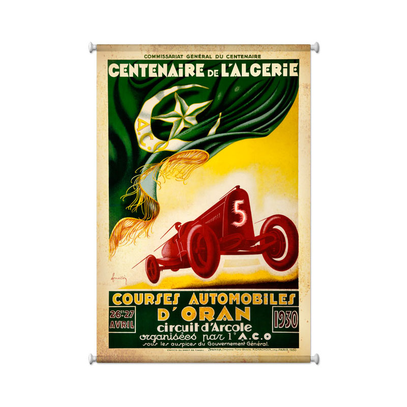 Click to view more Vintage Racing Signs Signs