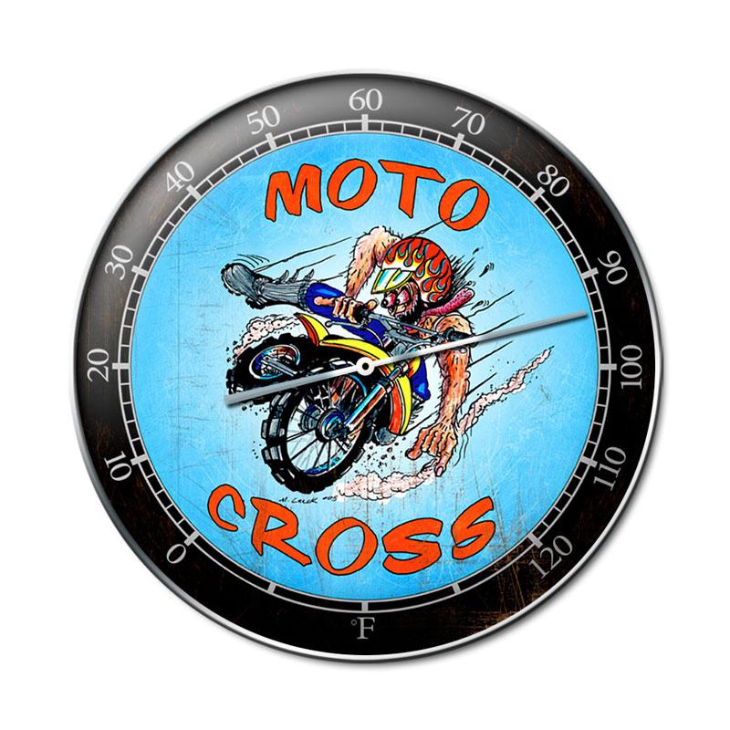 Motocross Thermomter
