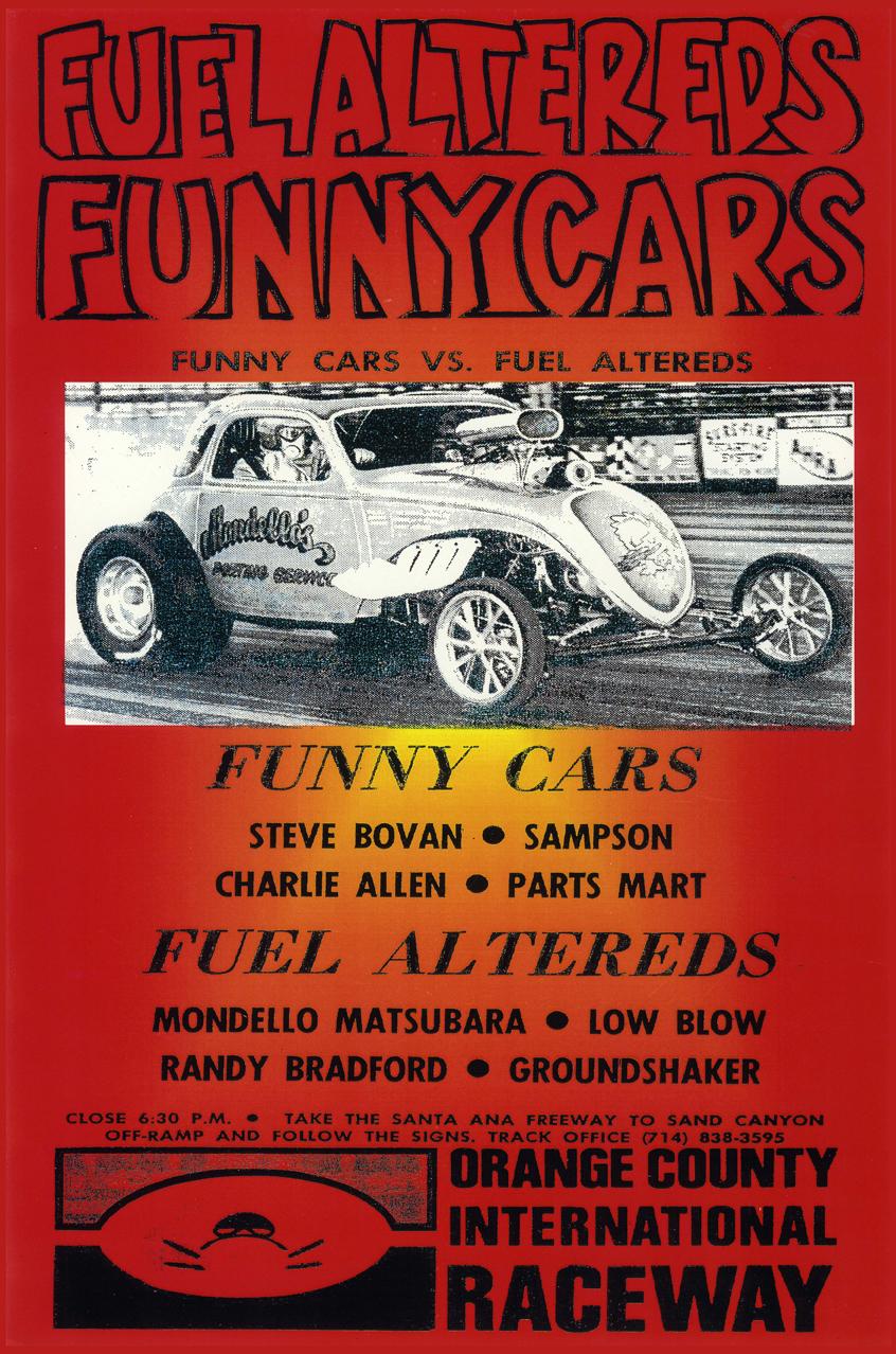 Fuel Altereds Vintage Sign